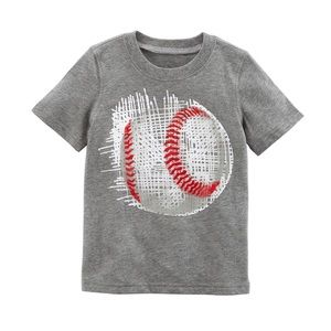 ⚾️ Carter's Preschool Boys Baseball T-Shirt ⚾️